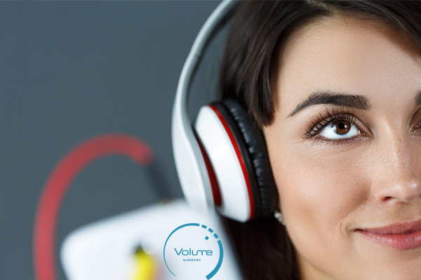 Volume professional audiobooks
